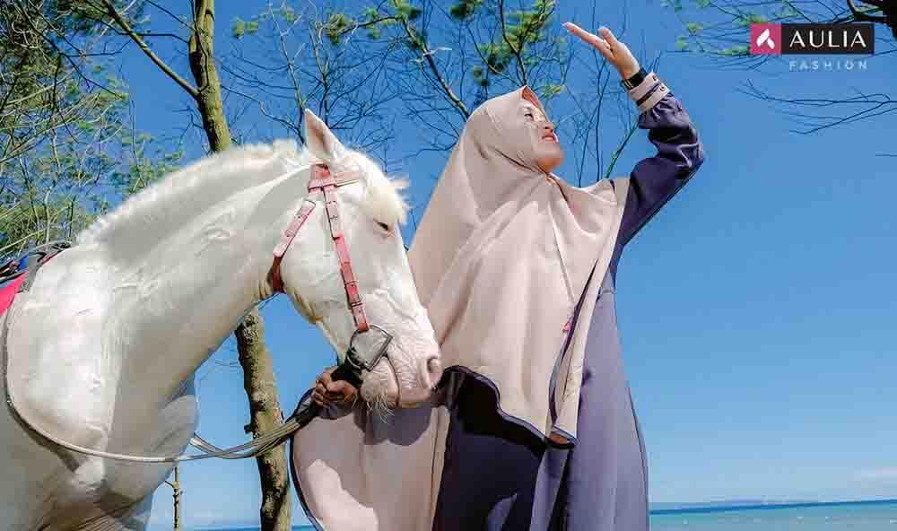 pekerjaan terbaik dalam islam ala Aulia Fashion