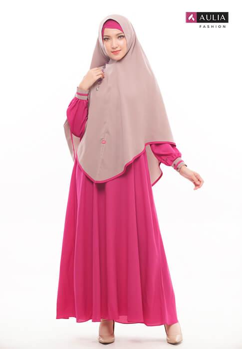 tips fashion wanita muslimah - Aulia Fashion 1