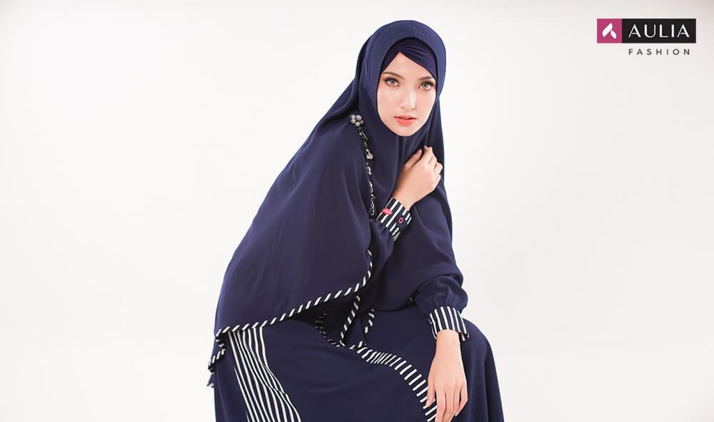 menyiasati baju kebesaran oversized - Aulia Fashion