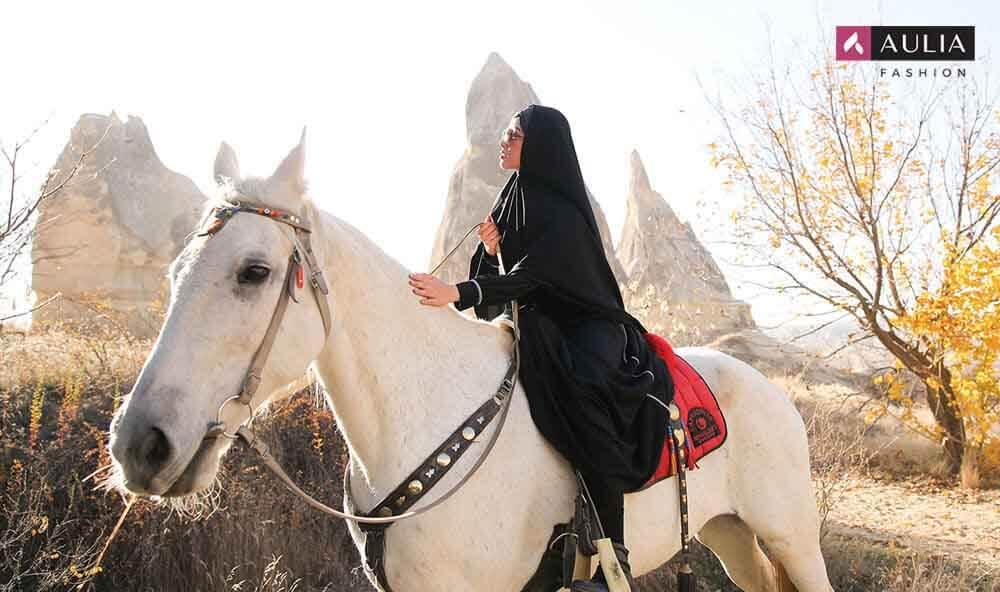 olahraga untuk muslimah - gamis Aulia Fashion