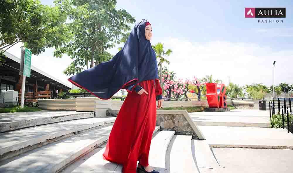 spot foto bagus di Surabaya by Aulia Fashion 7