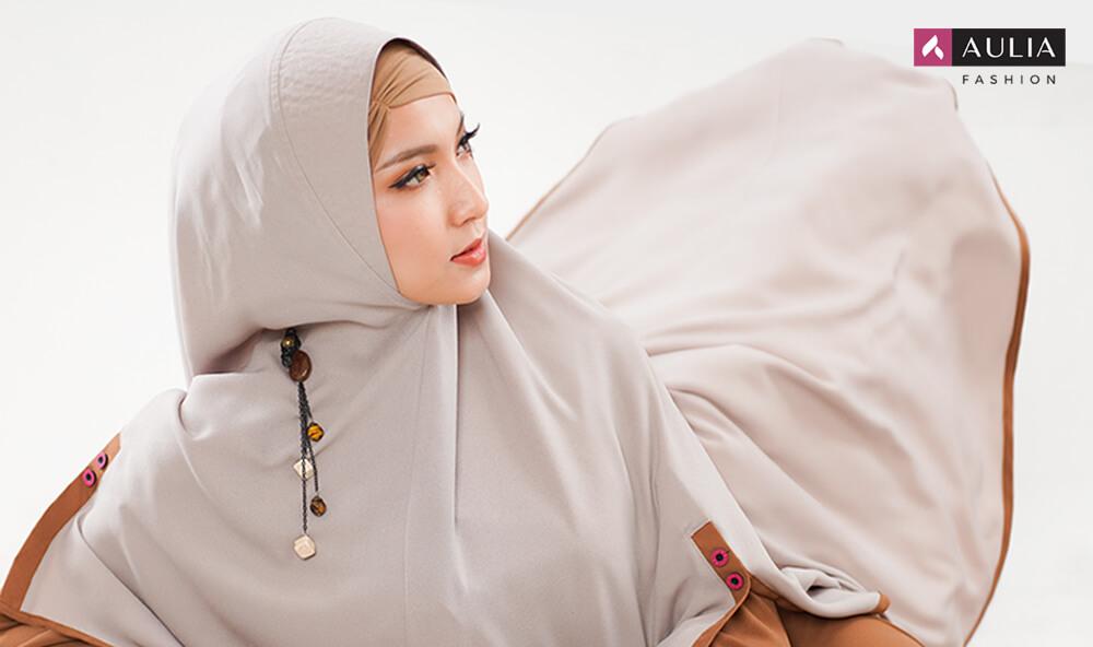 tips menjaga kesehatan rambut berjilbab by Aulia Fashion