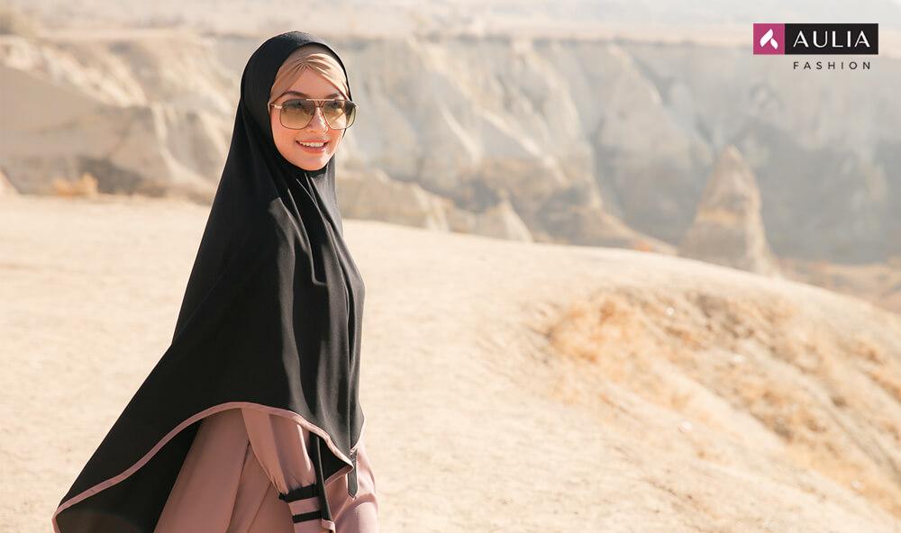 tips memilih kacamata untuk wanita berhijab