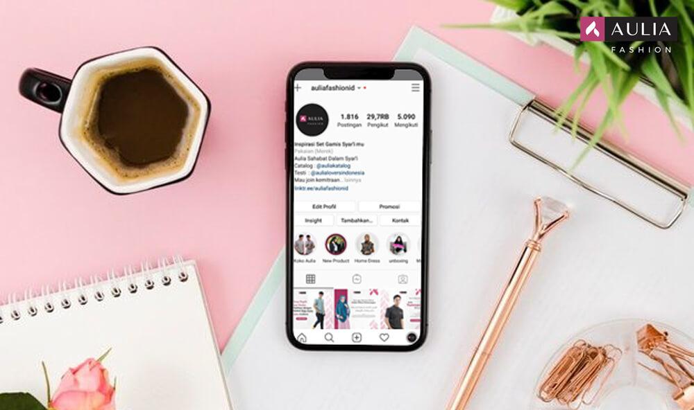 cara mendapatkan pelanggan setia - tips Aulia Fashion 3