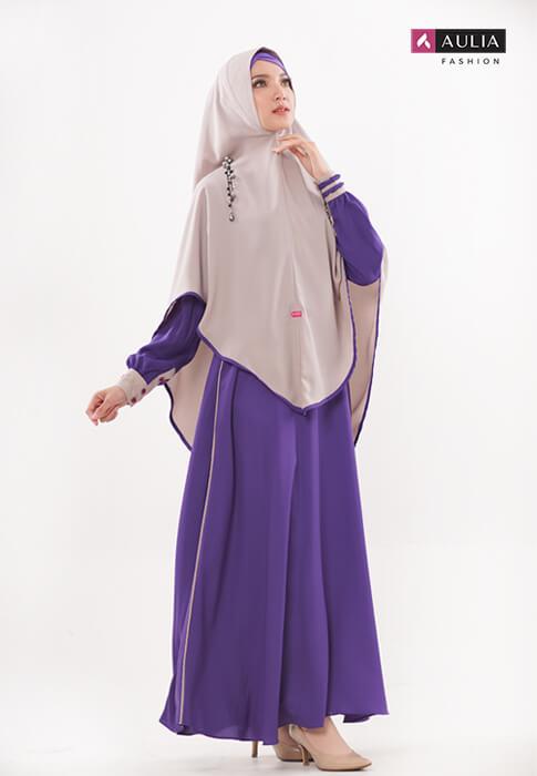 gamis warna bold - by Aulia Fashion 2