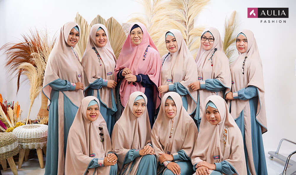 pusat grosir baju muslim - aulia fashion 3