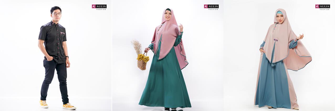pusat grosir baju muslim - aulia fashion 4