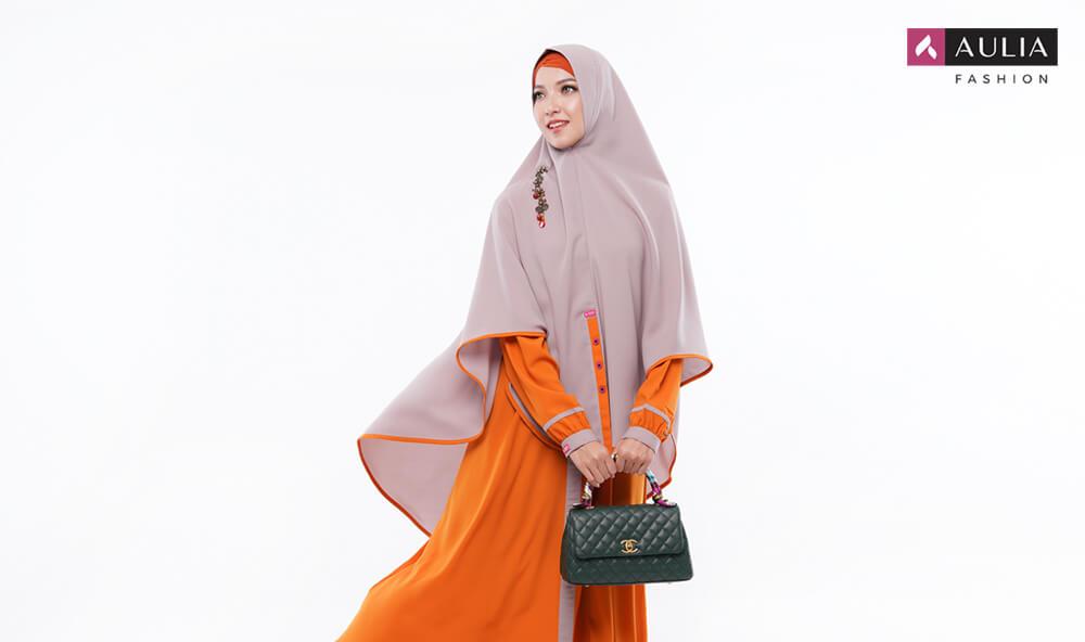 pusat grosir baju muslim - aulia fashion